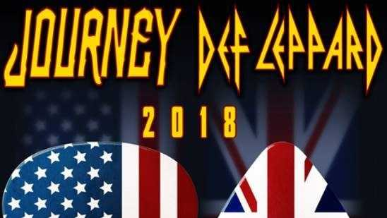 Def Leppard, Journey playing Wrigley Field this summer