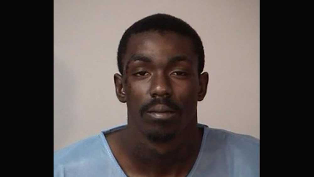 Jerrell Richardson - Greenville - arrested in Virginia