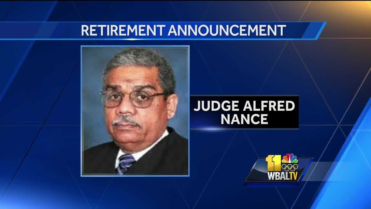 Judge Alfred Nance