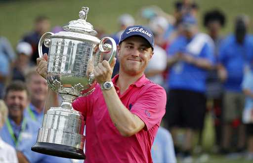 PGA Championship: Justin Thomas wins first major title