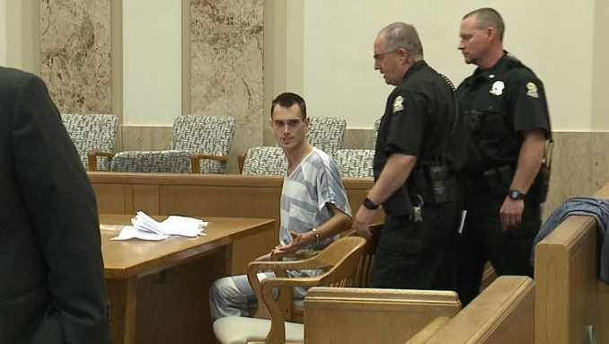 Justin Rey courtroom outburst