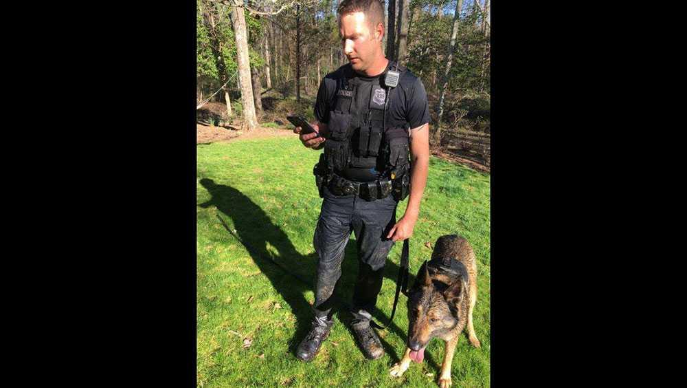 K-9, Officer Eric Koepke