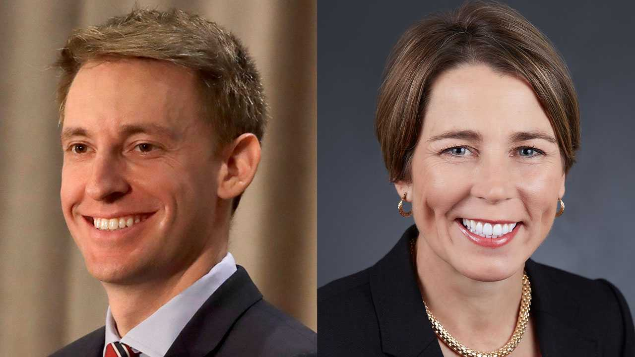 Jason Kander and Maura Healey will headline the state Democratic Party's Mid-Term Convention on Sept. 16.