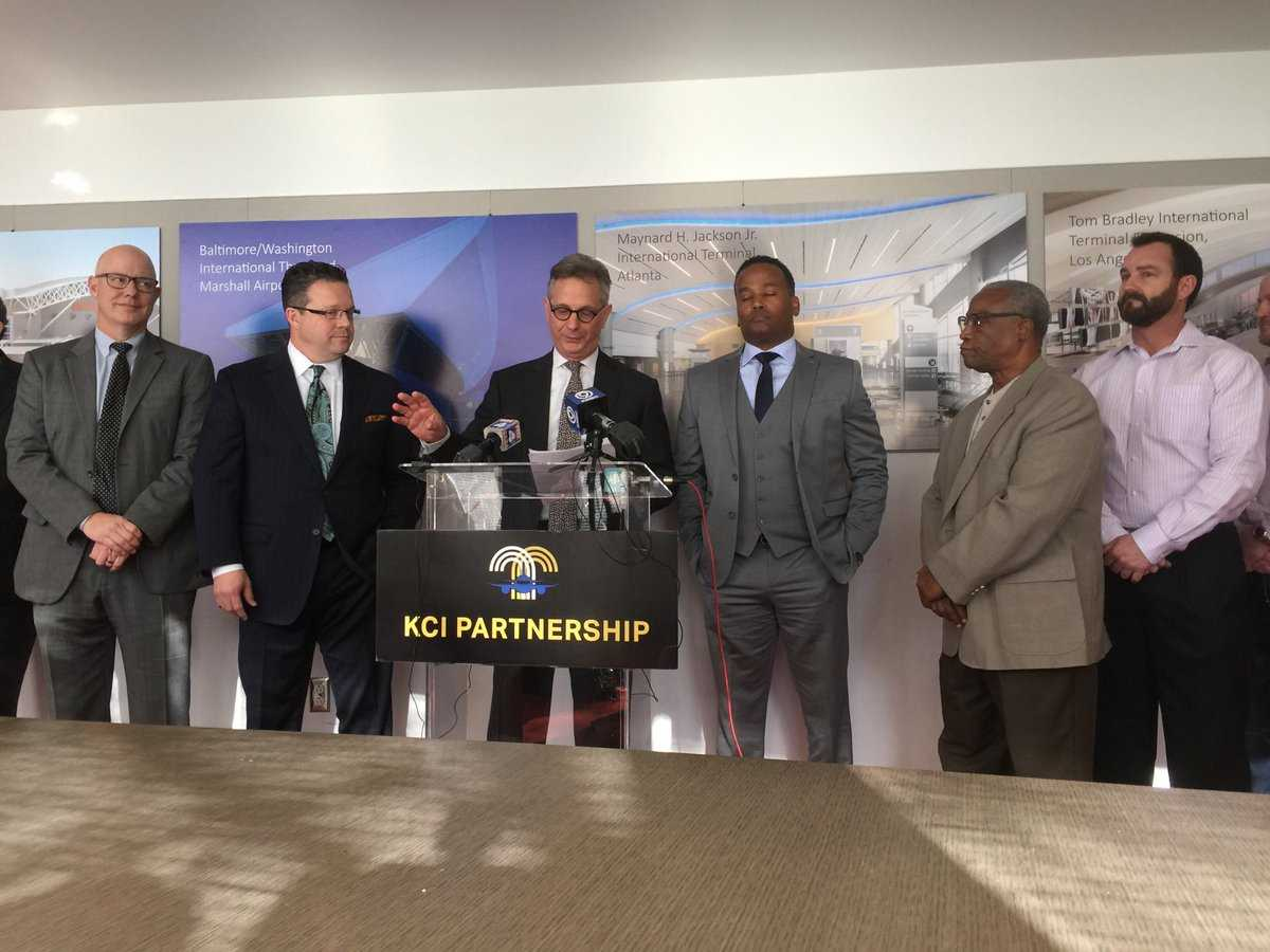 AECOM, Burns-McDonnell team up to build new KCI single-terminal