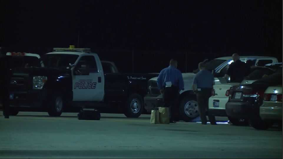 Body found in KCI parking lot, KCI body