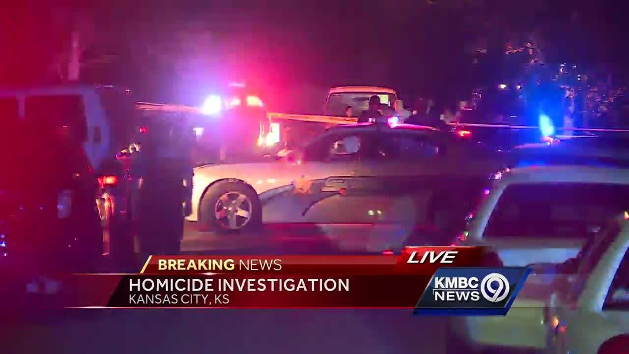 Two teens killed in triple shooting in Kansas City, Kansas