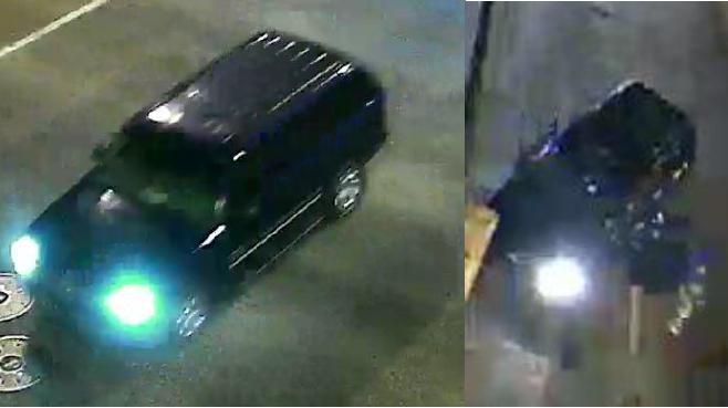 Vehicle of interest - Midtown homicide