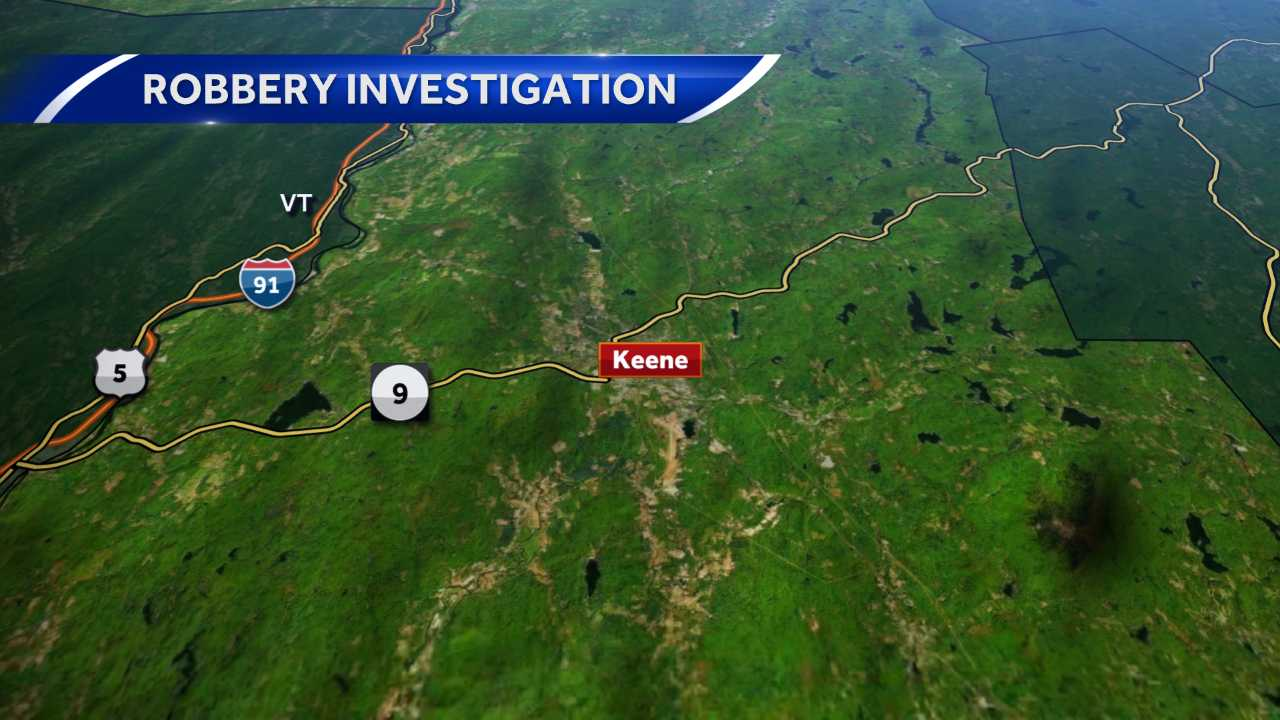 Keene police investigating West Street robbery