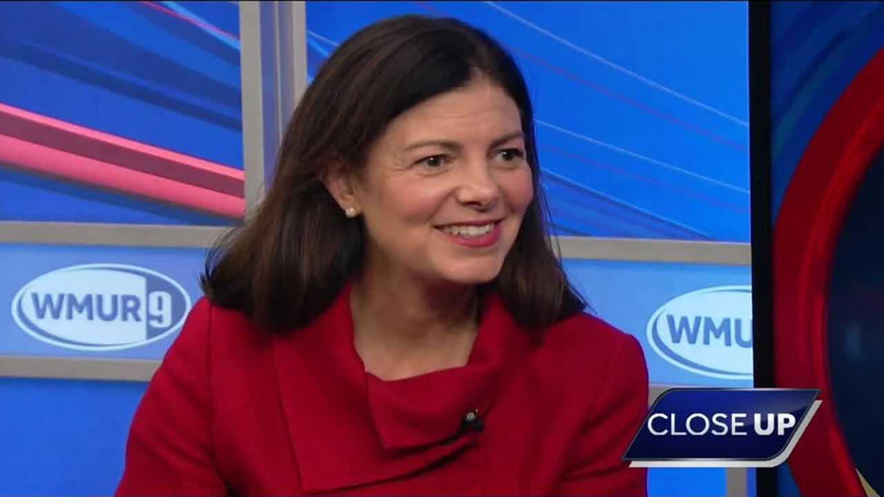 Former Sen. Kelly Ayotte