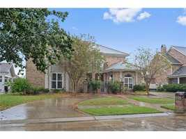 Mansion Monday in Kenner