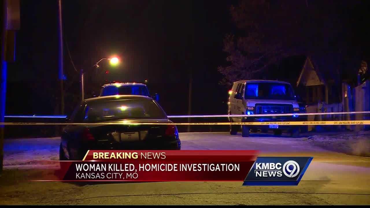 Kensington homicide
