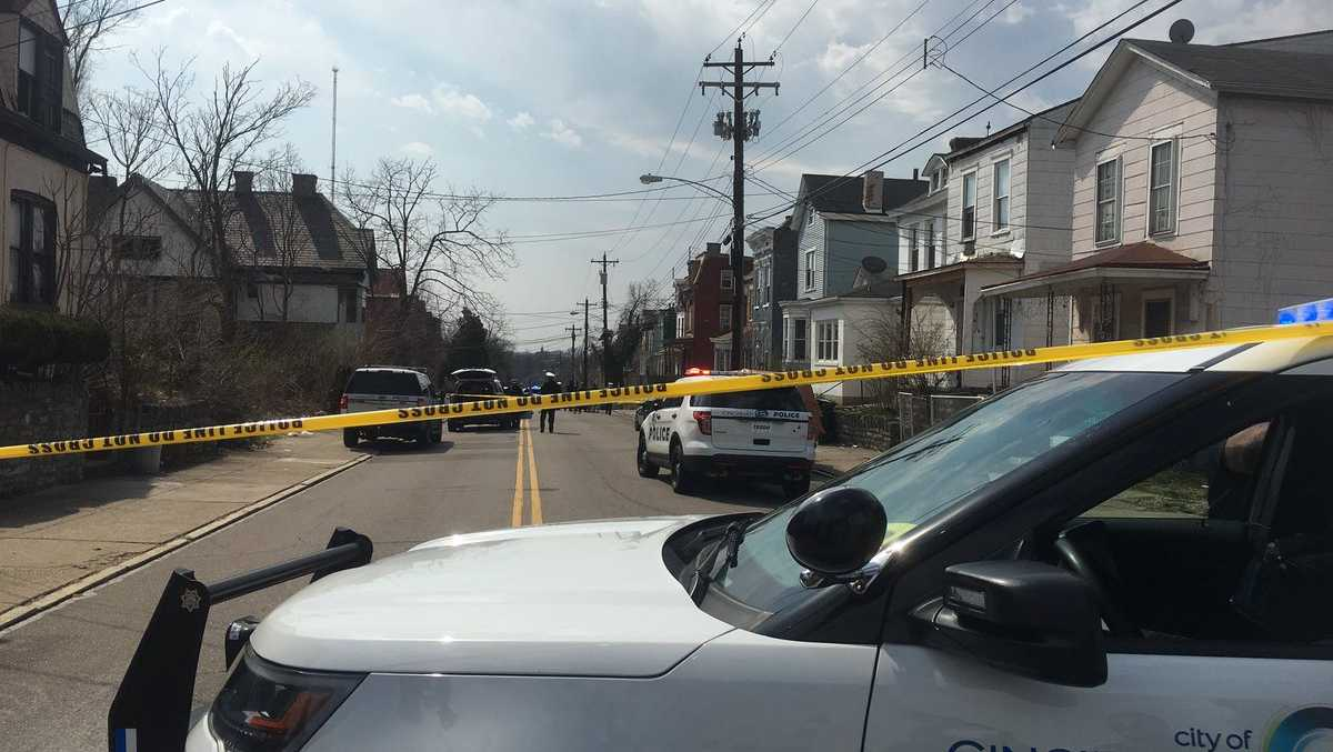 A crash and shooting were reported in Walnut Hills March 24, 2017
