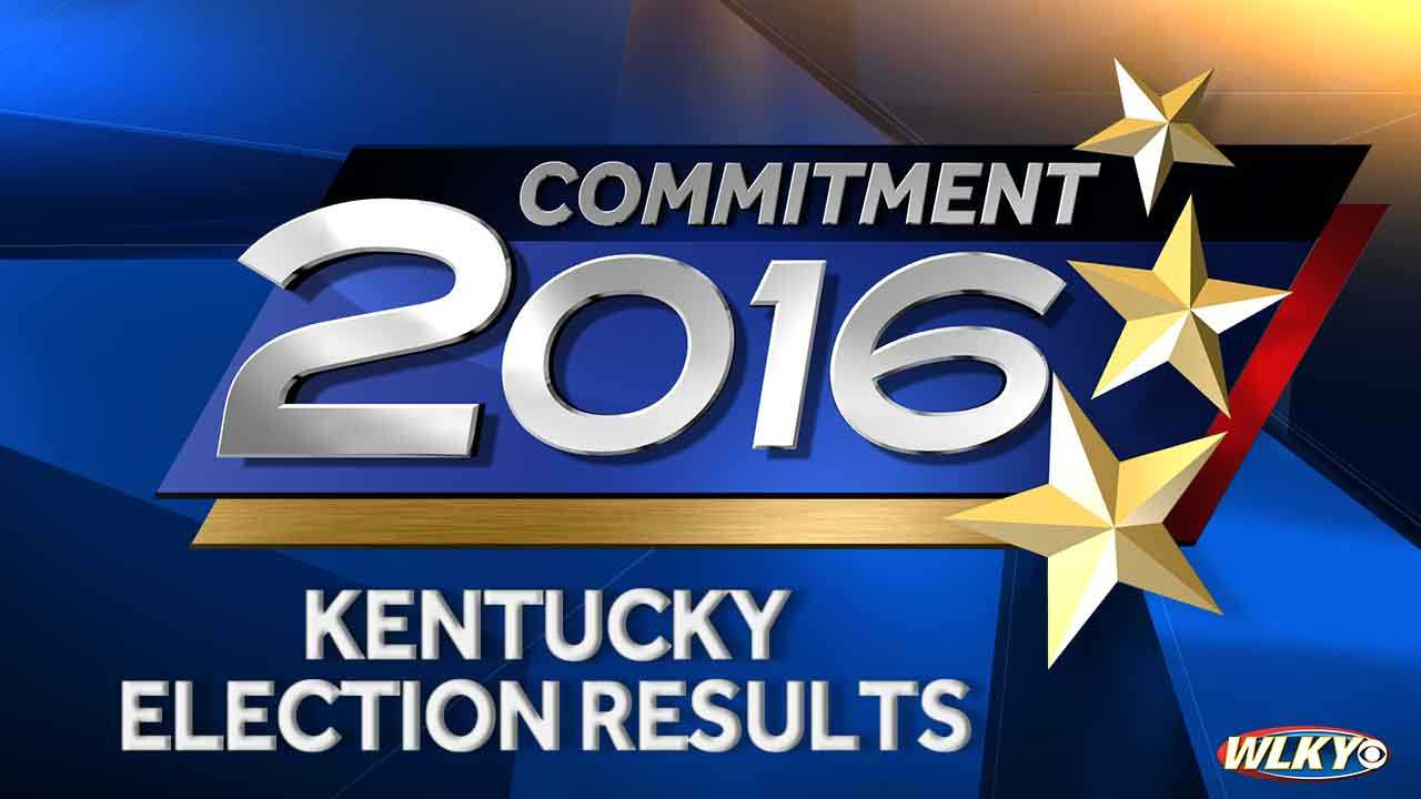 Kentucky Election Results