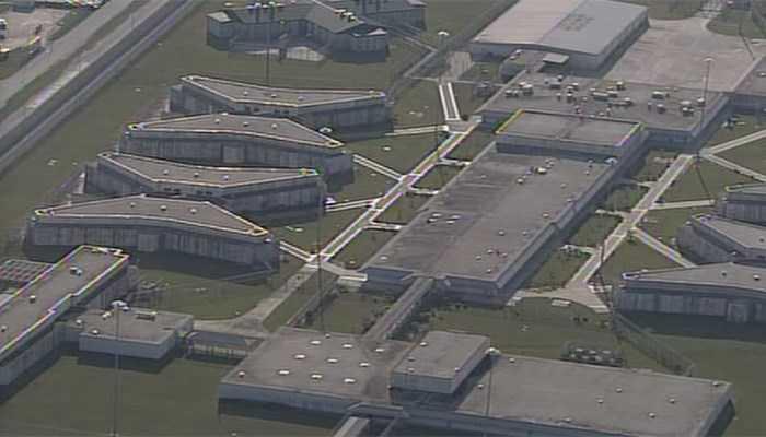 3 officers injured in South Carolina prison dorm uprising