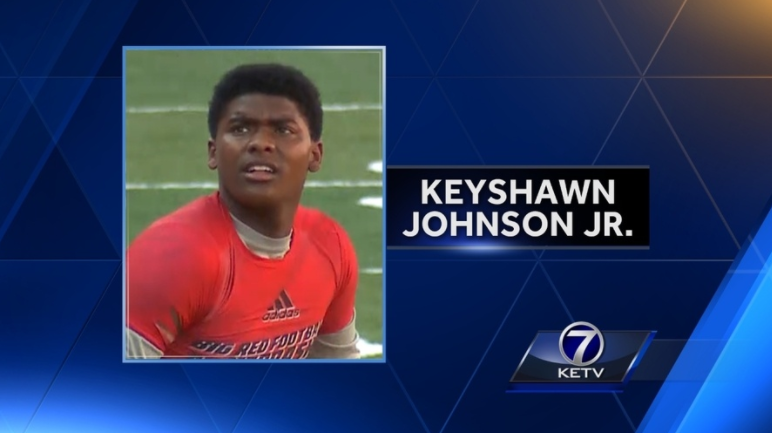 Keyshawn Johnson Jr. not currently with NU program