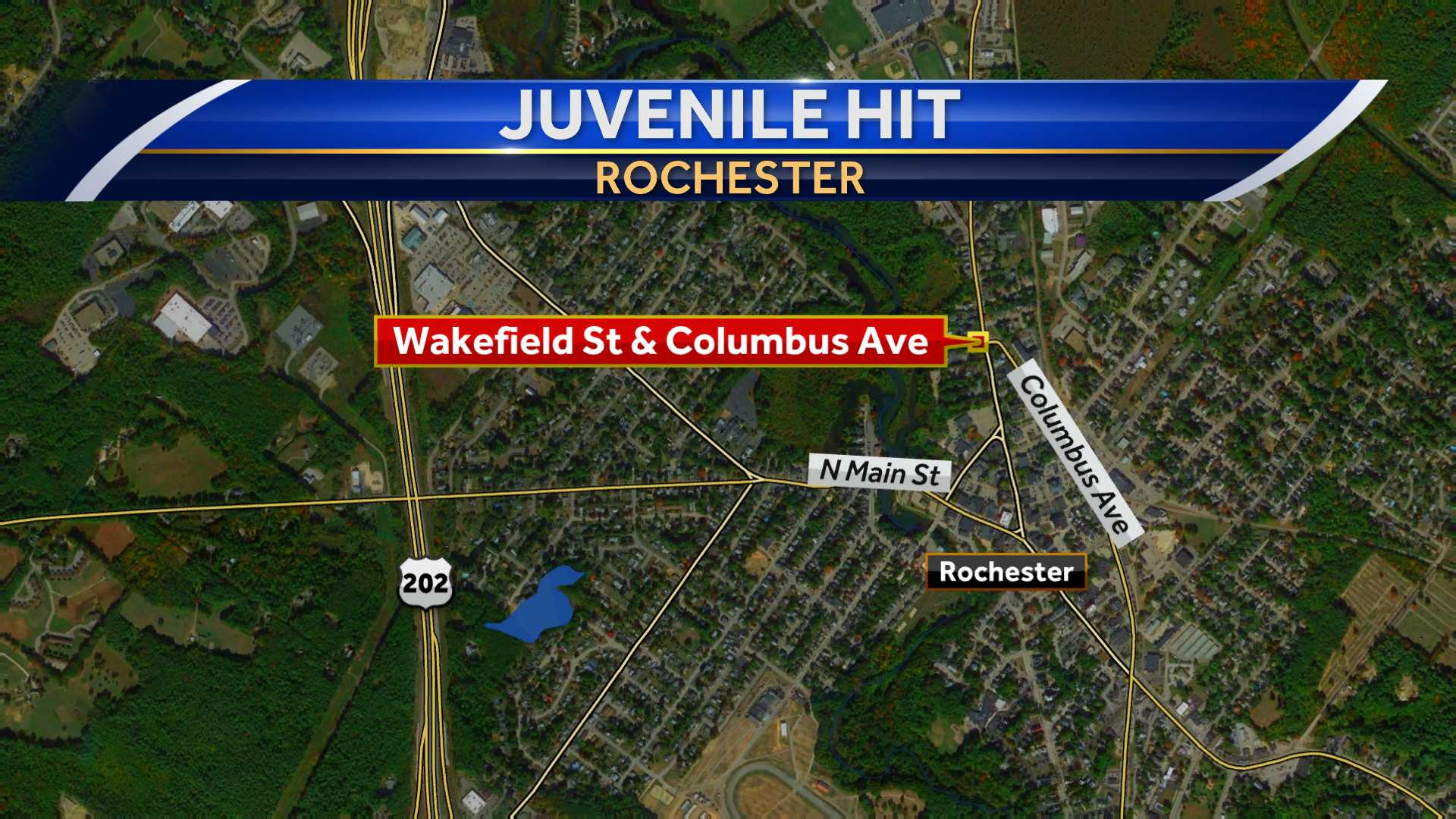 Juvenile hit by SUV in Rochester