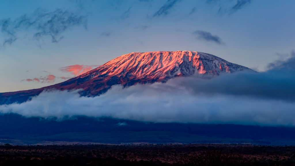 Mount Kilimanjaroin Tanzania