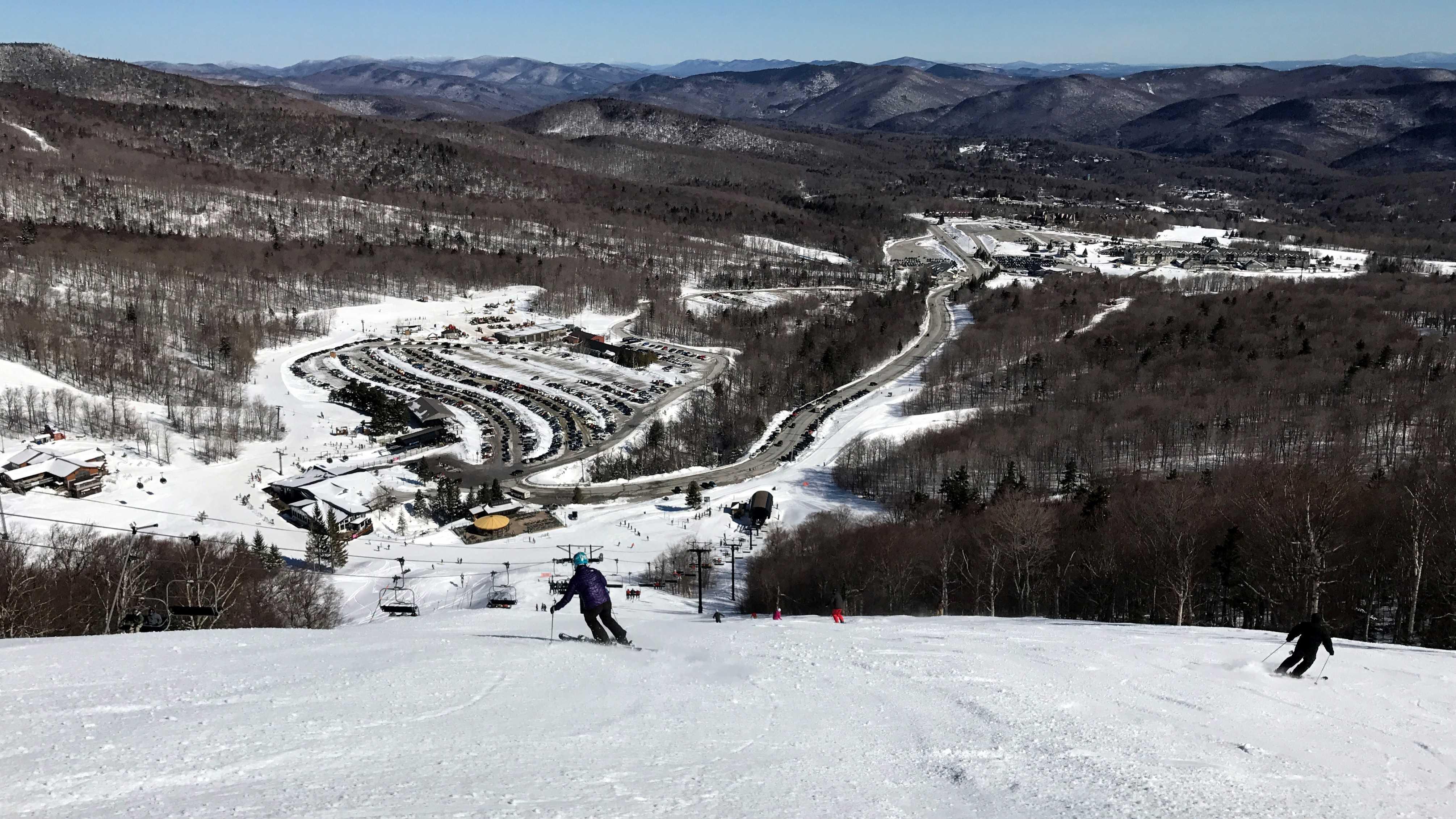 new england's biggest ski resort announces new lifts, tech upgrades