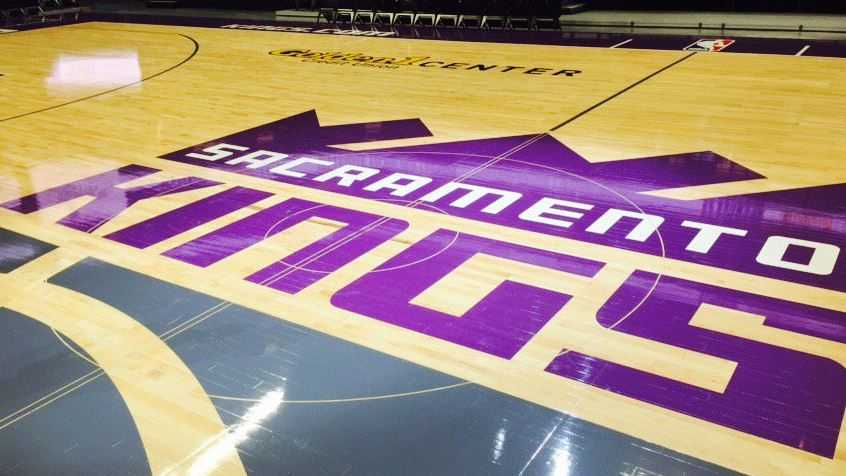 Sacramento Kings court