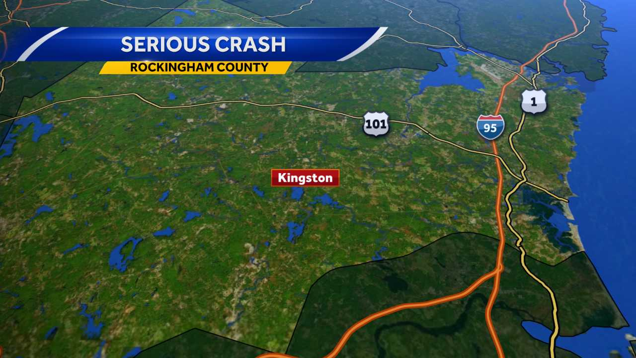 State police investigating serious two-car crash in Kingston