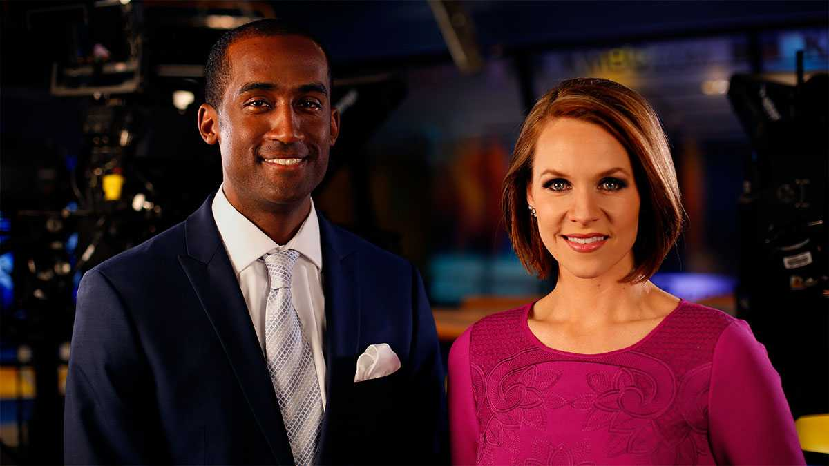 Albritton, Harrison to anchor KMBC 9 News at 5 and 9