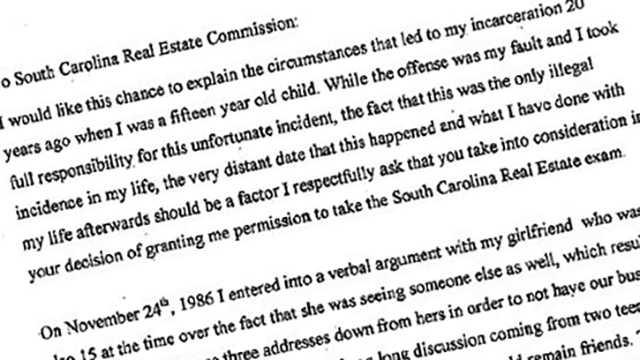 Todd Kohlhepp letter to SCRC