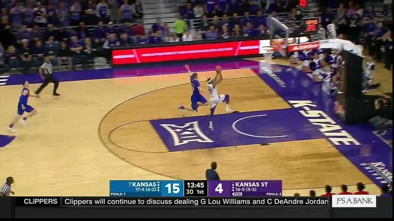 Offense falls apart as Bulldogs lose at Kansas State — Georgia basketball
