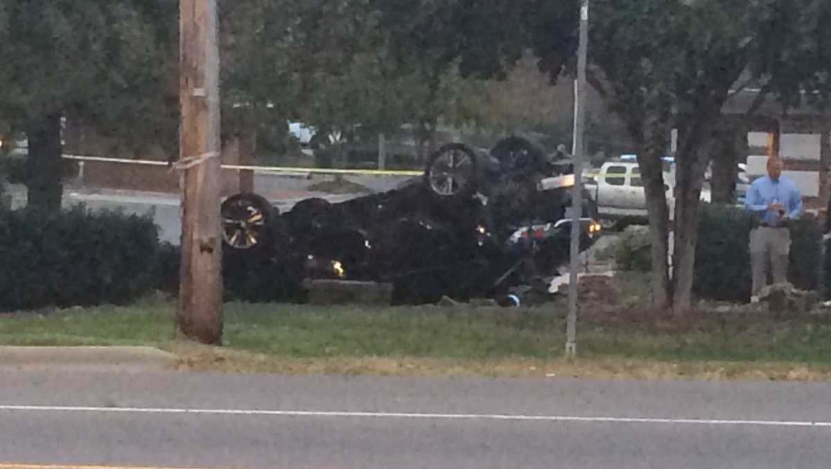 Deadly crash in Charlotte