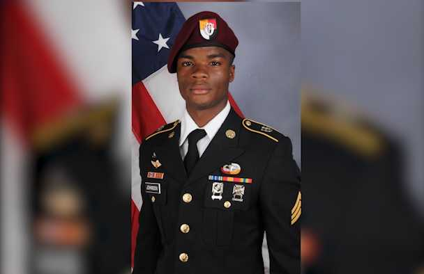 Additional remains of U.S.  soldier La David Johnson found in Niger