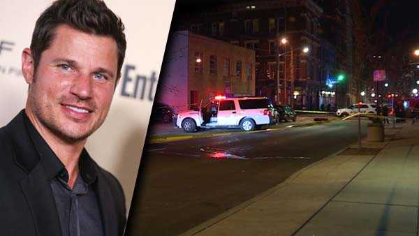 Nick and Drew Lachey Helping Sports Bar Employee After Shooting