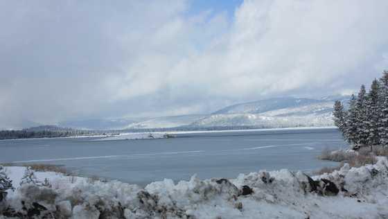 Lake Davis / 2011