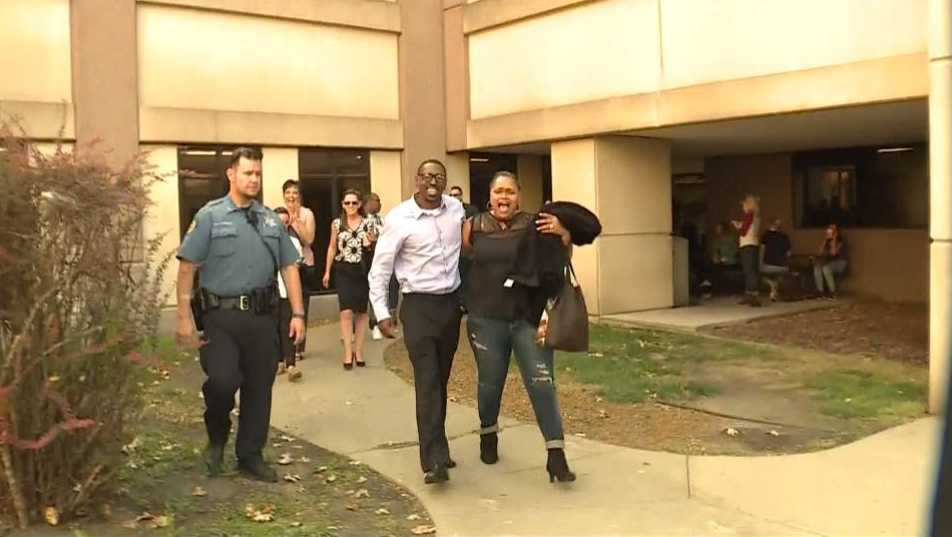 Lamonte McIntyre released from jail