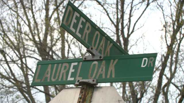 Laurel Oak Drive