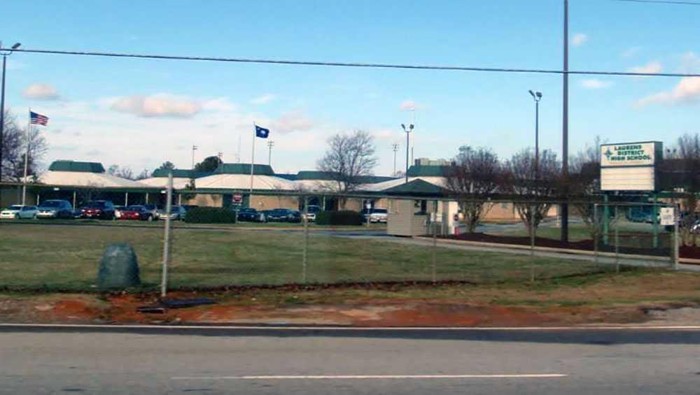Laurens District 55 High School