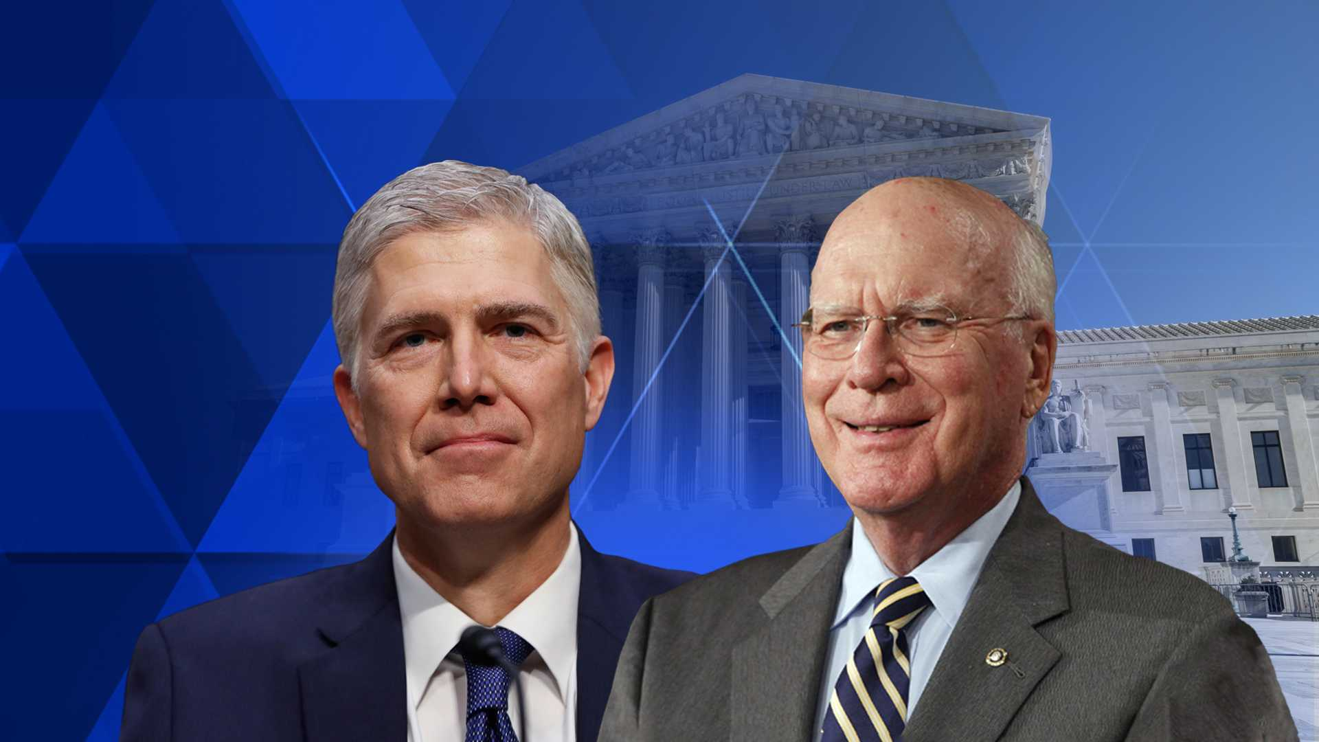 Neil Gorsuch & Patrick Leahy