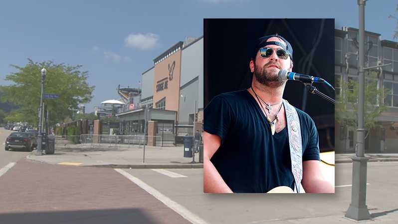Lee Brice will perform at the 2017 Steelers Kickoff Concert Series at Stage AE.