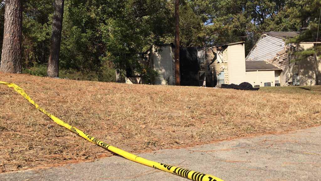 Cedar Grove apartment fire