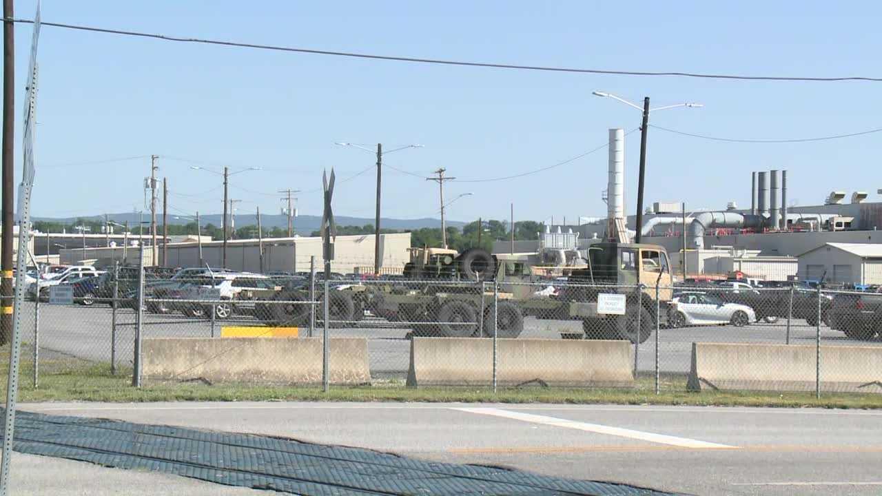 Letterkenny Army Depot
