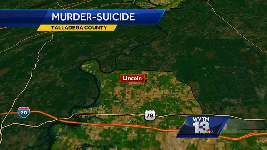 Murder-suicide in Lincoln, Alabama