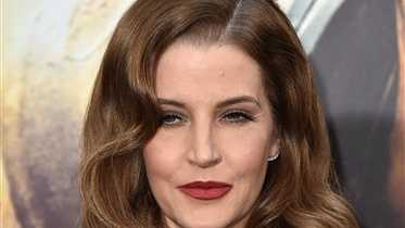 Lisa Marie Presley, daughter of Elvis, pictured in 2015