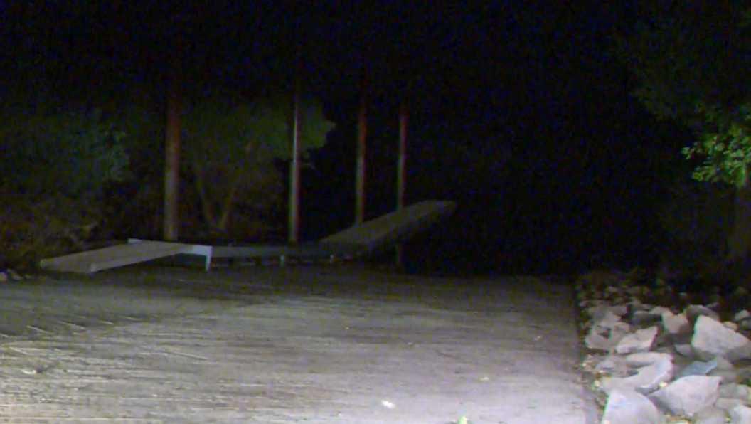 Live Oak boat ramp