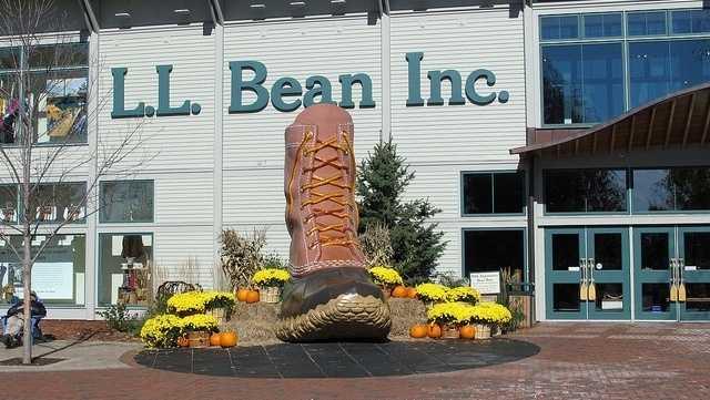 LL Bean, Freeport