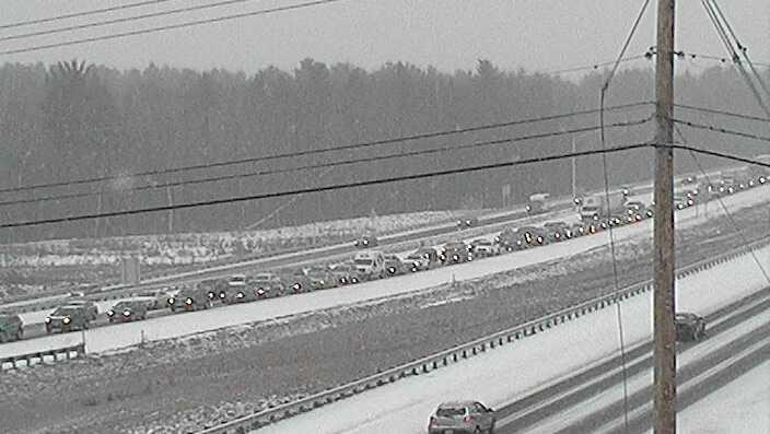 Londonderry delays I-93 north