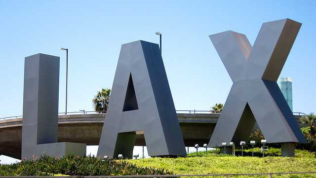 Los Angeles International Airport, LAX