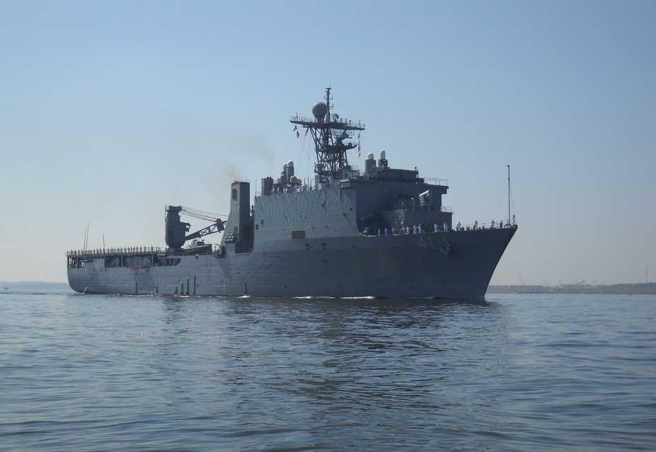 USS Whidbey Island (LSD 41)