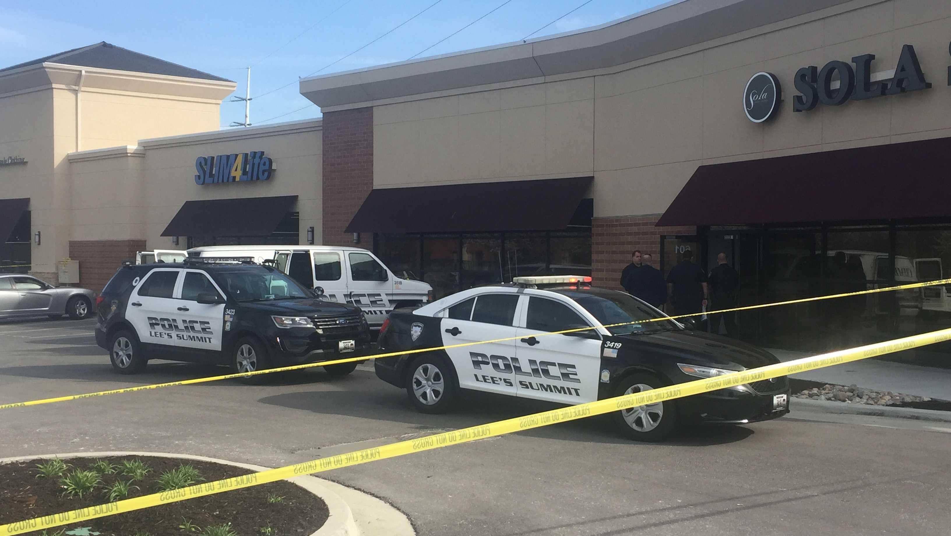 Lee's Summit fatal shooting, 600 block of Northwest Murray Road