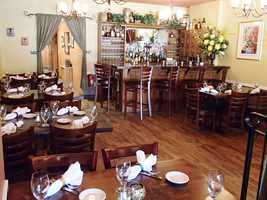 Luca's Mediterranean Café in Keene