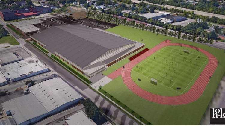 West Louisville sports complex