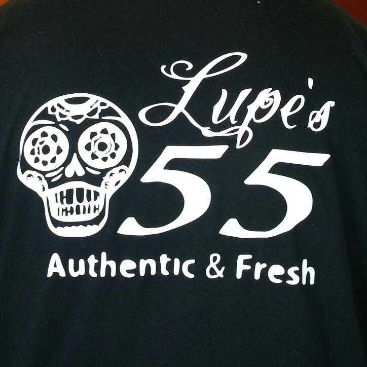 4. Lupe's 55 in Hampton