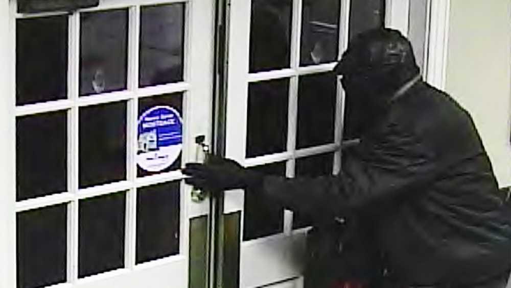 Lyman bank robbery